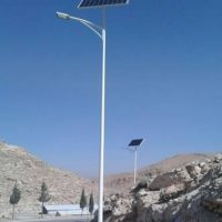 11- Solar Street Lighting 18.25kW - Arsal, Lebanon