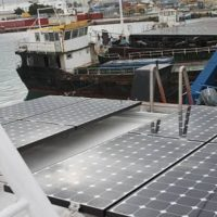 20- CANA Solar Boat 2kW - Beirut Port, Lebanon