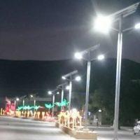 12- Solar Street Lighting 7.25kW - Mansourah, Lebanon