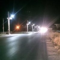 13- Solar Street Lighting 17.25kW - Ghazze, Lebanon